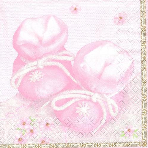 Serviettes papier naissance