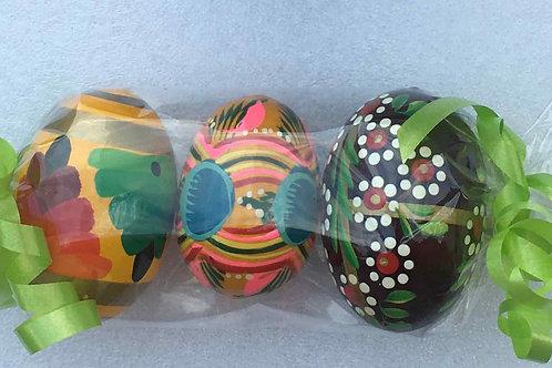 Oeufs de Pâques (pisanki) N°11
