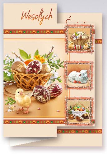 Carte postale de Pâques (5631-2B6W)