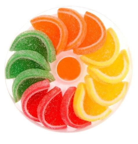 Pâtes de fruits «MAKARENA»