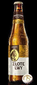 AMBER Zlote Lwy Bière Blonde (50cl)