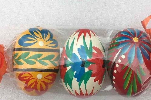 Oeufs de Pâques (pisanki) N°6