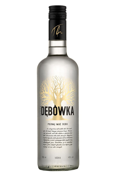 Vodka DEBOWA blanche pure 50cl - 40°