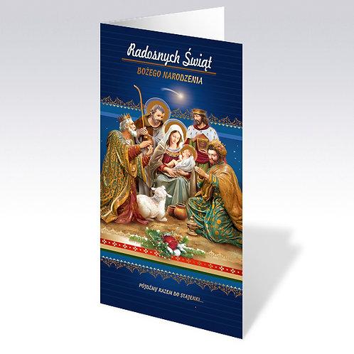 Carte postale de Noël (6610)