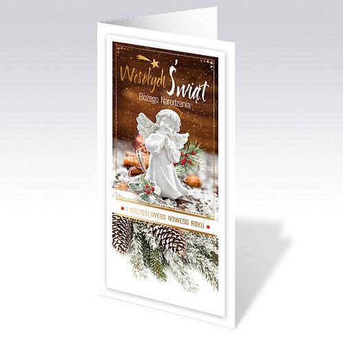 Carte postale de Noël (6571)