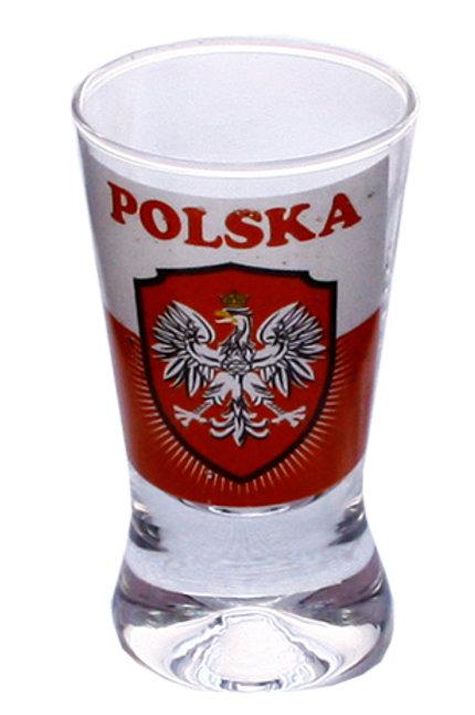 Lot de 6 verres à vodka