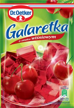 Gelée à la cerise (GALARETKA)