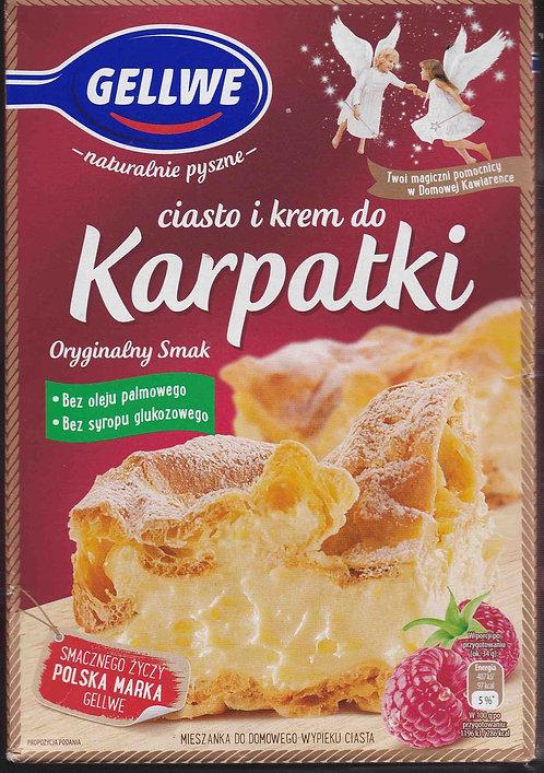 Préparation pour gâteau à la crème (KARPATKI)