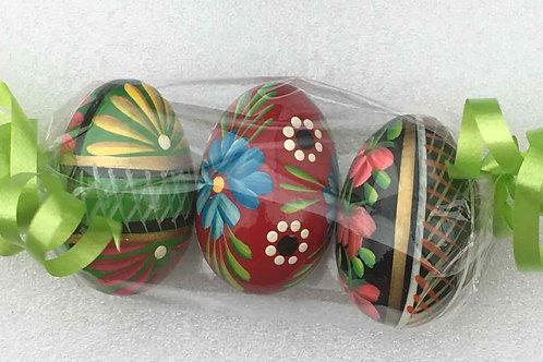 Oeufs de Pâques (pisanki) N°8