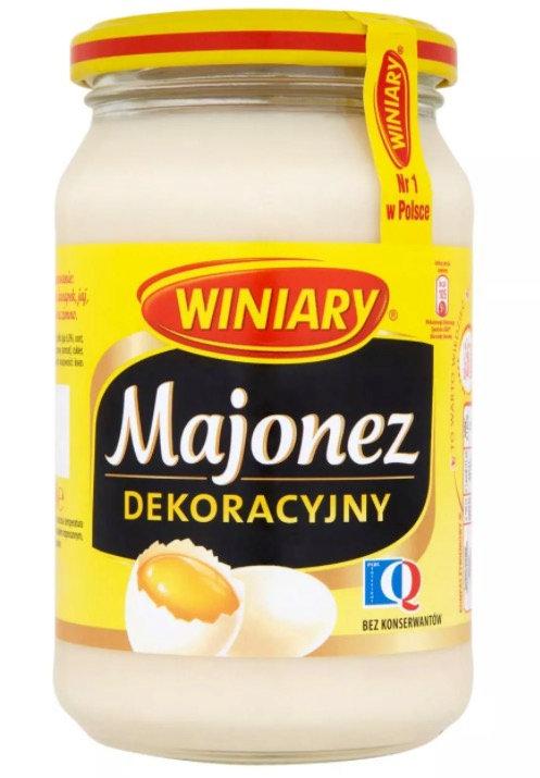 Mayonnaise WINIARY 400 ml