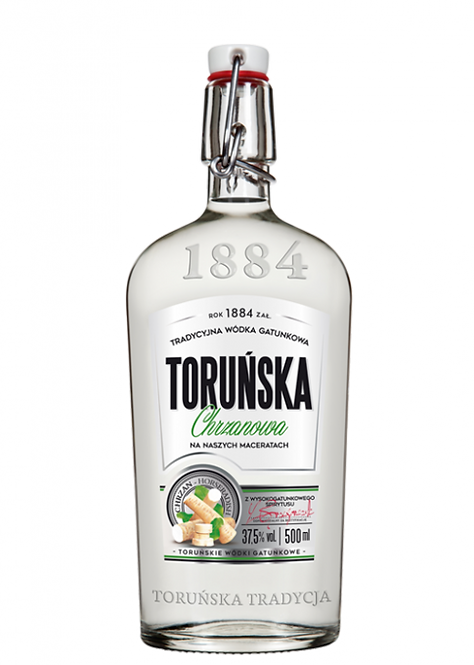 VODKA AU RAIFORT DE TORUŃ