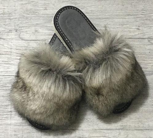 Chaussons mules (Réf : A-60)