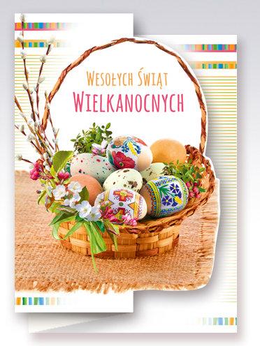 Carte postale de Pâques (6462B6LW)