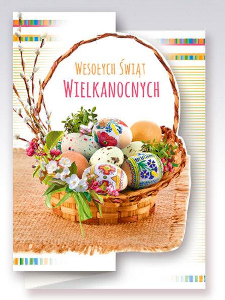 Carte postale de Pâques (6462B6W)