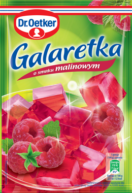 Gelée à la framboise (GALARETKA)