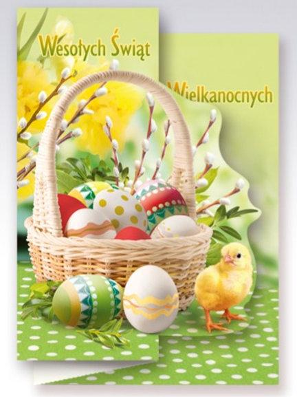 Carte postale de Pâques (5657-2B6W)