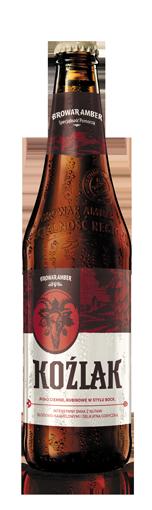 AMBER KOZLAK Bière ambrée (50cl)