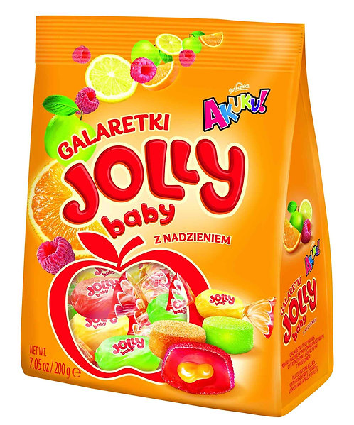 Gelées Jolly Baby