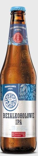 IPA Bière blonde naturelle SANS ALCOOL (50cl)