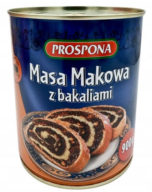 Masa makowa 900g - Préparation aux graines de pavot Bakalland