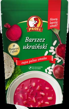 Soupe à la betterave rouge façon ukrainienne
