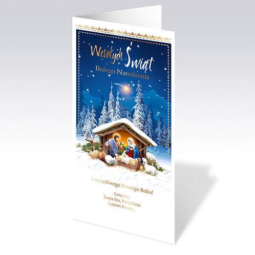 Carte postale de Noël (6608)
