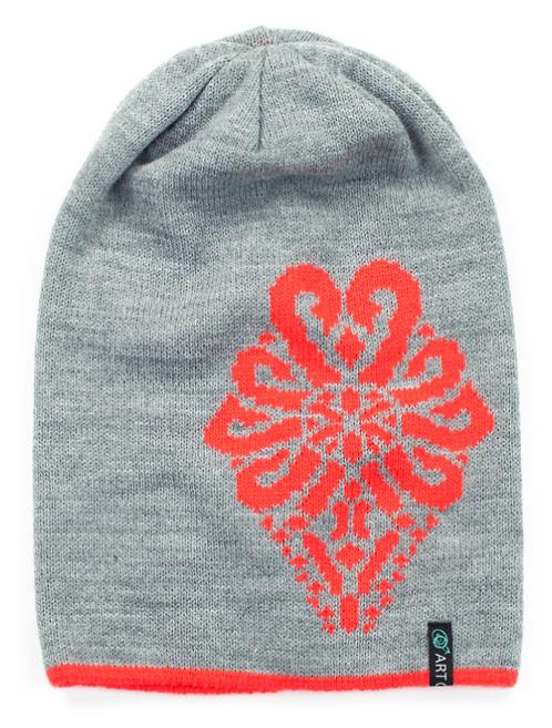 Bonnet avec l'emblème des montagnards (Górale) (région krakow))