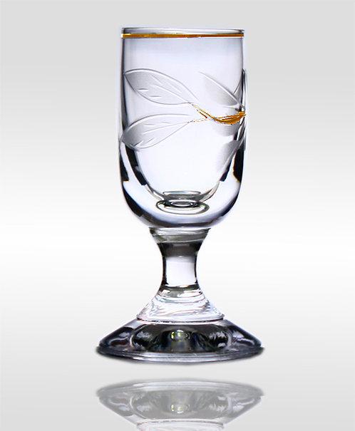 6 verres à vodka