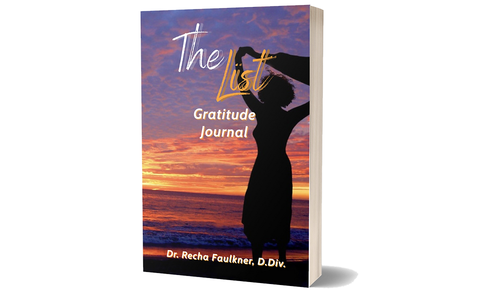 The List: Gratitude Journal