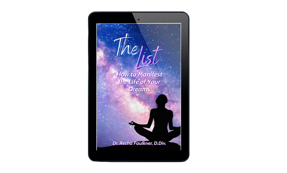 The List: How to Manifest the Life of Your Dreams E-Book