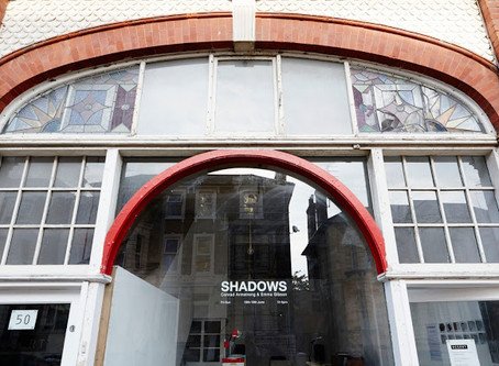 SHADOWS: An Exhibition by Conrad Armstrong & Emma Gibson - Twinkle Troughton - Cloud CT9