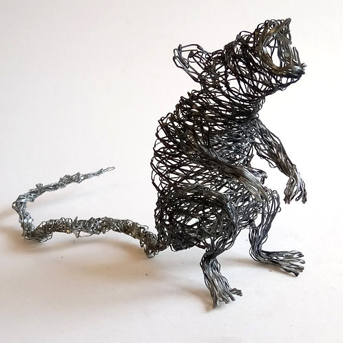 RUSTED RAT
