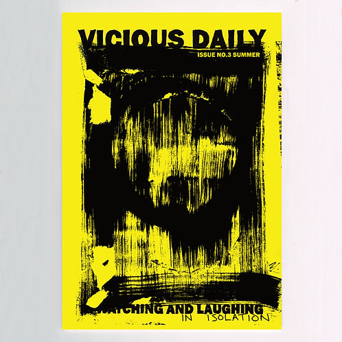 VICIOUS DAILY No. 3 [Digital Only]