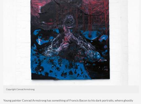 Art Review: Dark Portraits - Londonist - Tabish Khan