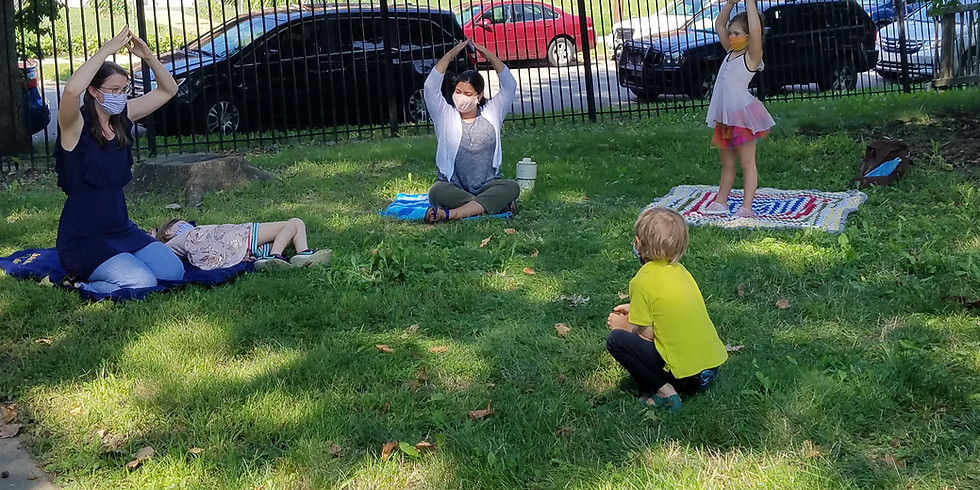 Early Childhood On-campus Meetups