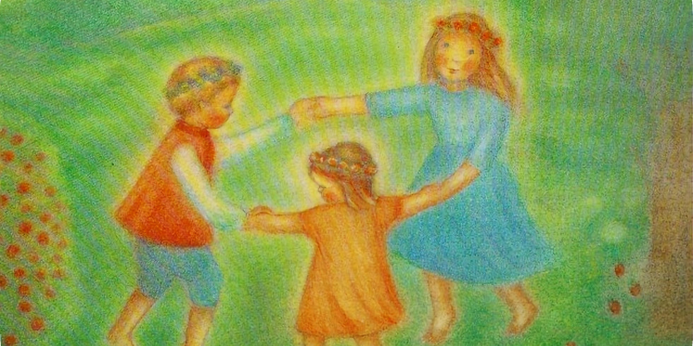 Virtual Camp Waldorf 2020—Session 2, Early Childhood