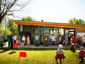 Thank you to all involved in the Heartwood Annex Ribbon Cutting and May Fair