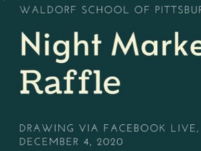 Don't forget to buy your raffle tickets!