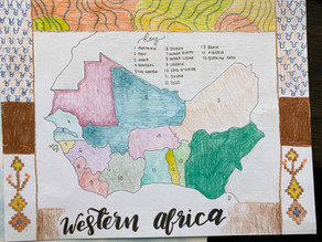 7th Grade: African Geography Block