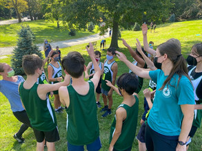 WSP Cross Country Team Participates in First Meet of the Year