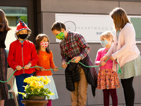 Photos from the Heartwood Annex Ribbon Cutting