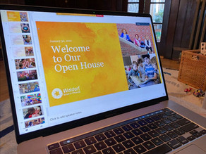 Thank You to Everyone Who Made Our First Virtual Open House a Success!