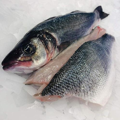 Bass Fillet Portion (180-200g)