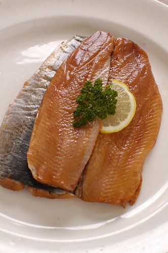 Frozen Smoked Trout 125g