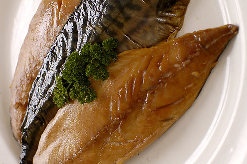 Smoked Mackerel Portion 180-200g