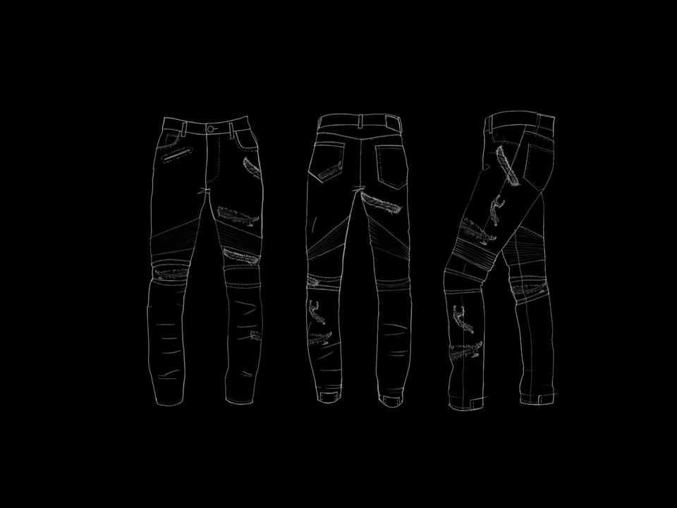 Jeans_Ronny