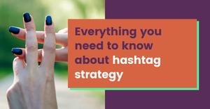 hashtag strategy main image