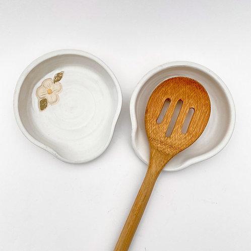 Magnolia Spoon Rest