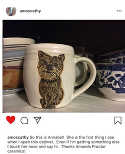 Annabel Pet Mug
