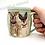Thumbnail: April K RESERVED Custom Pet Portrait Mug